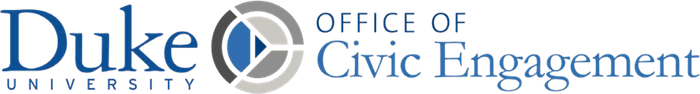 Duke Office of Civic Engagement logo