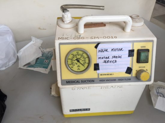 medical tool portable