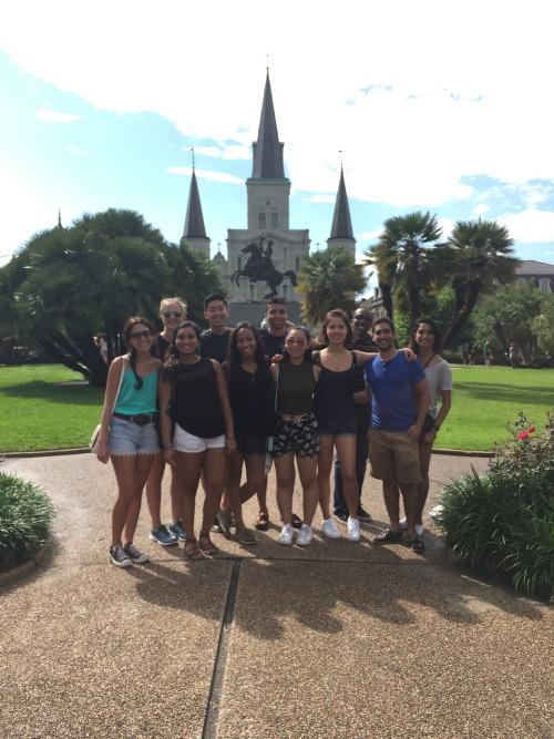 2016 DukeEngage New Orleans