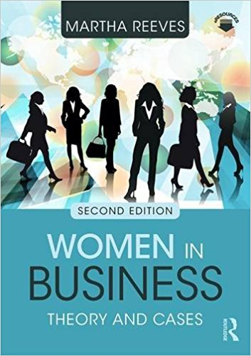 "Cover of ""Women in Business: Theory and Cases"" Second Edition."