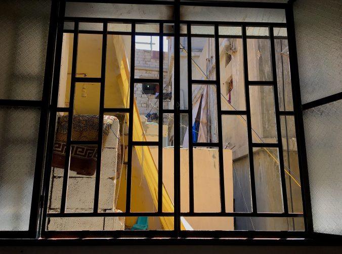 A Window in Shatila, Lebanon