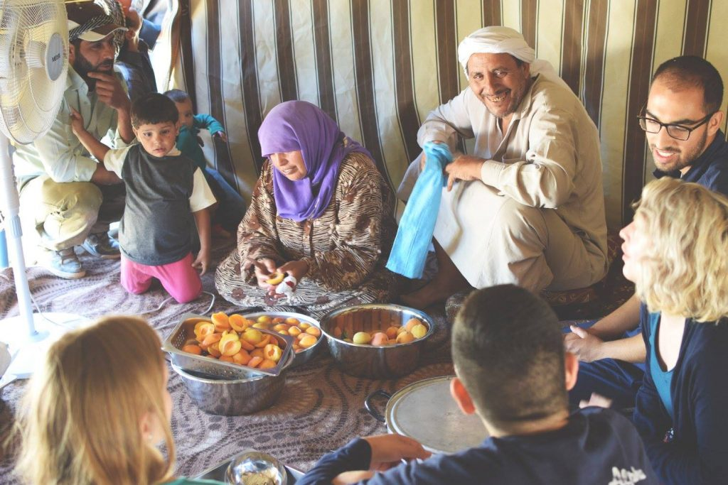 Supporting local development in the changing Middle East