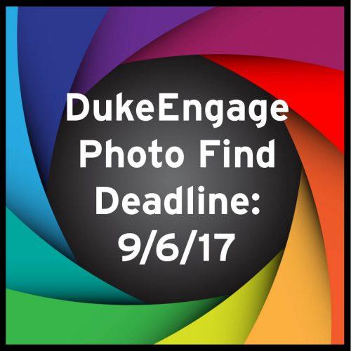 Photo Find Logo 2017 including the deadline