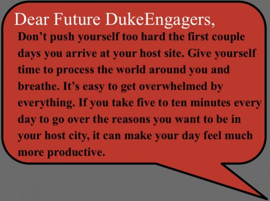 advice speech bubble