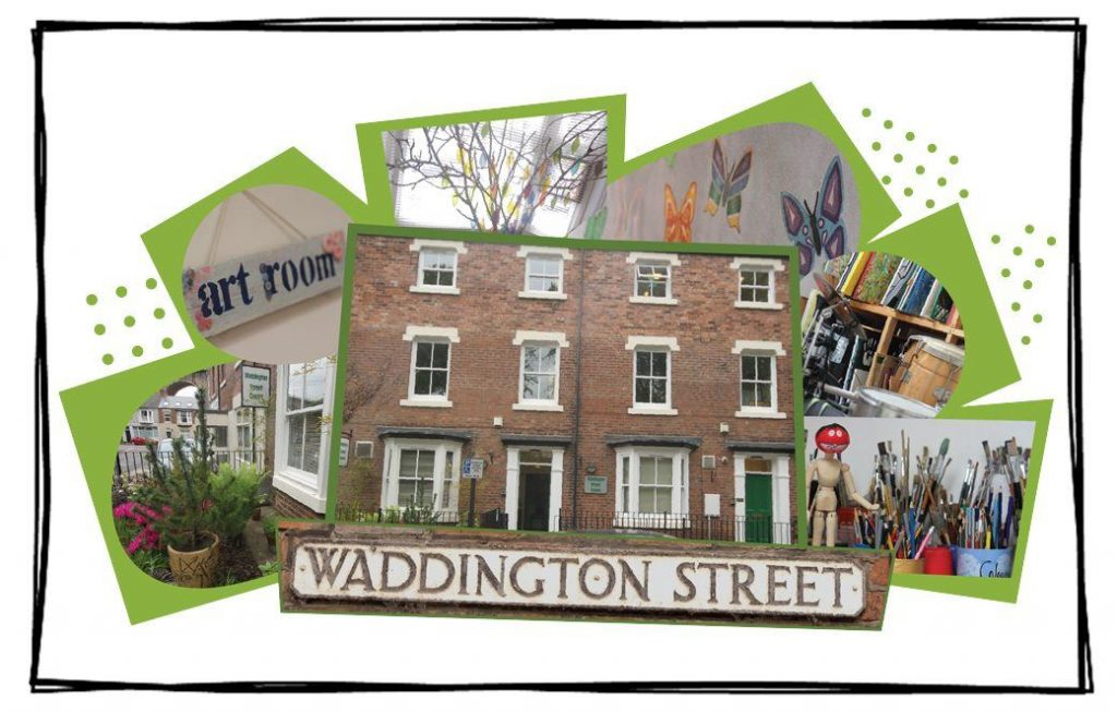 collage of paddington street