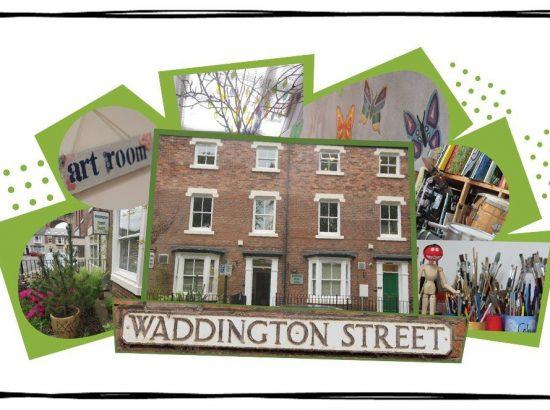 collage of paddington street