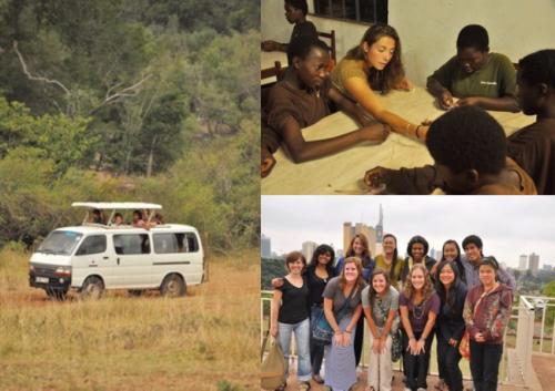 DukeEngage-Kenya-WISER 2011.