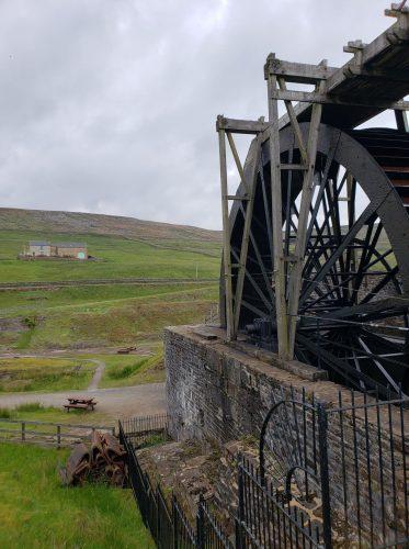 wheel at Killhope Mining Museum