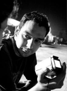 Headshot of Miguel Rojas Sotelo