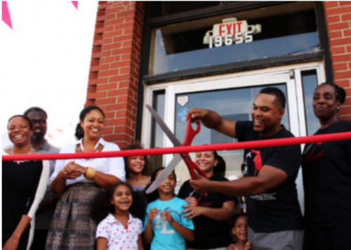Small Business Opening in Detroit