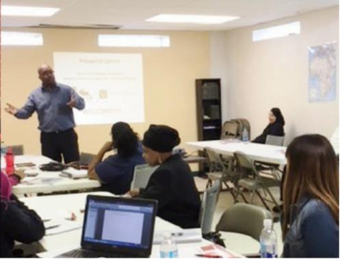 Entrepreneur Training Program Class
